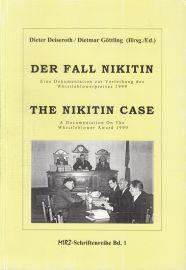 Der Fall Nikitin / The Nikitin Case - Eine Dokumentation zur Verleihung des Whistleblowerpreises 1999